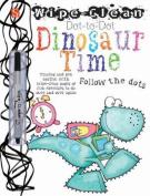 Dot-To-Dot Dinosaur Time