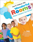 Essential Learning Products 550207 Wonderful Rooms Where Children Can Bloom Second Edition Book