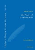 The Poetry of Gottfried Benn