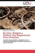 de Cine, Religi N y Pol Tica [Spanish]