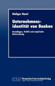 Unternehmensidentitat Von Banken [GER]