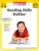 Scholastic Teaching Resources SC-9789810713775 Study Smart K-1 Reading Skills Builder