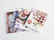 Set of 3 Mini Notebooks : Make Do and Mend