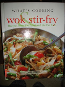 What's Cooking Wok Stir-Fry [Paperback]