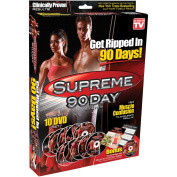 Supreme 90-Day Workout Guide