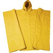 Wenzel Hooded Poncho, Yellow