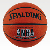 Spalding 63-306E 27.5 in. NBA Youth Outdoor Basketball