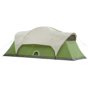 Coleman Montana 8-Person Modified Dome Tent, 4.9m x 2.1m