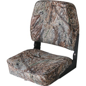 Wise Folding Boat Seat, Duck Blind Camo