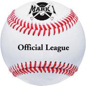 Mark 1 Official Practise Baseball, 12-ct