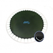 Upper Bounce UBMAT-12-72-7 Upper Bounce 3.7m Trampoline Jumping Mat fits for 3.7m Round Frames with 72 V-Rings for 7
