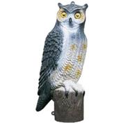 Flambeau 5752 Flambeau 17 in. Owl Decoy - 5910Wl