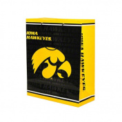 NCAA - Iowa Hawkeyes Large Gift Bag