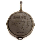 Camp Chef Crater Lake 36cm Cast Iron Skillet