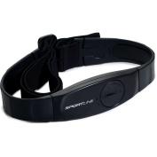 Sportline Duo 1025 Heart Rate Monitor, Black