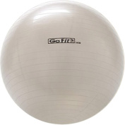 Gofit GF-65BALL Exercise Ball with Pump - 65cm- White
