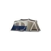 Coleman Elite Weathermaster 6-Person Tent with LED Light, 17' x 9'