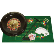 Trademark Poker 41cm Deluxe Roulette Set with Accessories