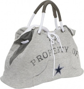 NFL Hoodie Tote Grey/Dallas Cowboys
