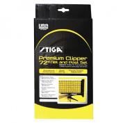 Stiga Clipper Pro 180cm Table Tennis Net and Post Set