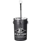 Easton Tee Bucket with 30 Plastic Training Balls