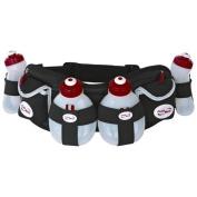 FuelBelt Trail Runner Black Hydration Belt