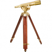 Barska 20-60X60 Spyscope, Anchormaster Telescopes with Mahogany Floor Tripod