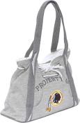 NFL Hoodie Purse Grey/Washington Redskins
