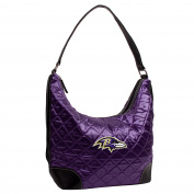 NFL - Baltimore Ravens Quilted Hobo Purse