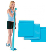 Bally Total Fitness BY7657MU Pilates Stretch Bands