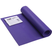 GoFit Yoga Mat with Yoga Position Poster