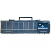 Gone Fishing Multi-Compartment Fishing Tackle Box
