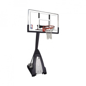 The BEAST by Spalding 74560 150cm Portable Basketball System