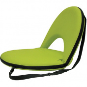 Stansport Portable and Adjustable Chair, Green