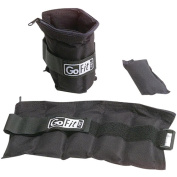 Gofit GF-10W Ankle Weights - Adjusts From 1 Lb To 10 Lbs