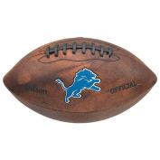 NFL - Detroit Lions Colour Logo Football