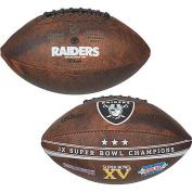 NFL - Oakland Raiders Commemorative Championship Football