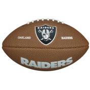 NFL - Oakland Raiders 23cm Mini Soft Touch Football