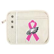 NFL - Philadelphia Eagles Breast Cancer Awareness Old School Canvas Tablet Case