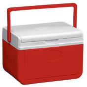 Coleman Red Cooler Combo with 45.4l Cooler, 45.4l Cooler, and 1.3l Jug