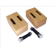 Health Mark, Inc. Wooden Exercise Blocks