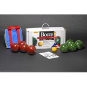 St Pierre Sports Tournament Bocce Game Set with Nylon Bag