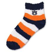 NCAA - Auburn Tigers Women's Pro Stripe Sleep Soft Socks