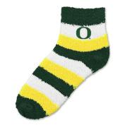 NCAA - Oregon Ducks Women's Pro Stripe Sleep Soft Socks