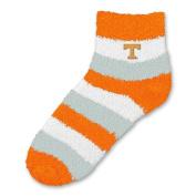 NCAA - Tennessee Volunteers Women's Pro Stripe Sleep Soft Socks