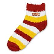 NCAA - USC Trojans Women's Pro Stripe Sleep Soft Socks