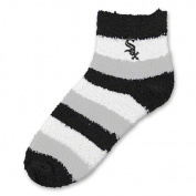 MLB - Chicago White Sox Women's Pro Stripe Sleep Soft Socks