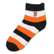 MLB - San Francisco Giants Women's Pro Stripe Sleep Soft Socks