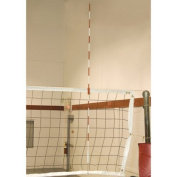 Tandem Sport Volleyball Clamp On Antennae Fits Both 91.4cm and 1 Metre Net