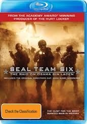SEAL Team Six [Regions 2,4] [Blu-ray]